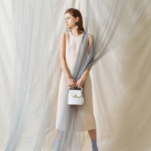 Load image into Gallery viewer, Mini Bell Shoulder Bag - Blanc