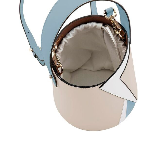 Serra Bucket Bag - Chai/Fog
