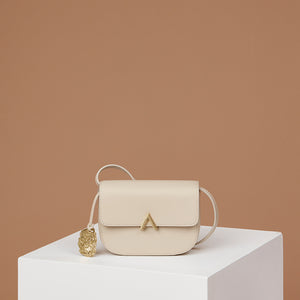 Park Shoulder Bag - Almond