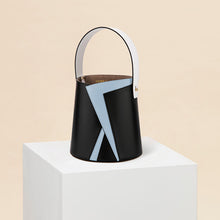 Load image into Gallery viewer, Serra Bucket Bag - Black/Fog