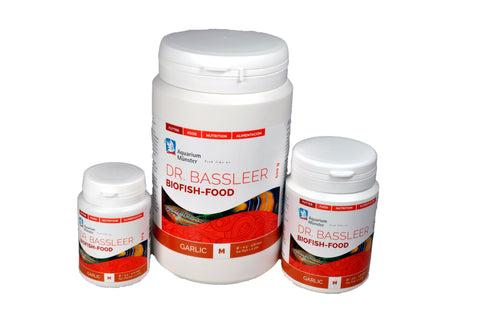 Dr. Bassleer Biofish Food - Garlic (M)