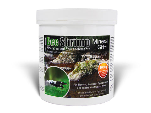 SaltyShrimp Bee Shrimp Mineral GH+- Breeder's Delight (Pre-order only) | 850g