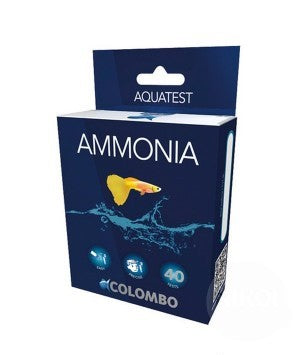 Colombo Test Kit - Ammonia (NH3)