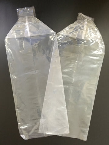 Clear Plastic Fish Bags