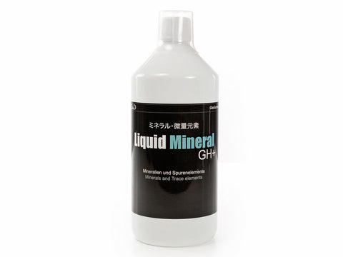 GlasGarten Liquid Mineral GH+ | 1000ml