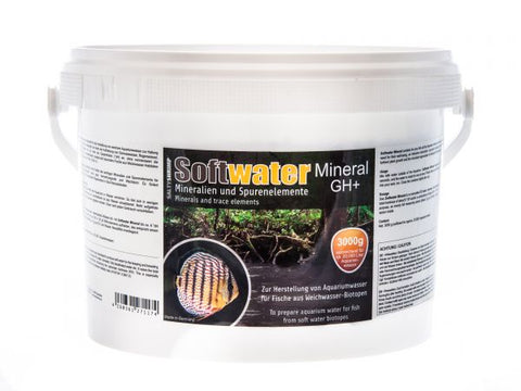 SaltyShrimp Softwater GH+ - Breeder's Delight (Pre-order only) | 3000g