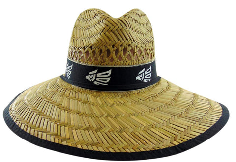 Authentic Sombrero Adult Hat with Mexican Eagle Hecho en Mexico 16 Inch