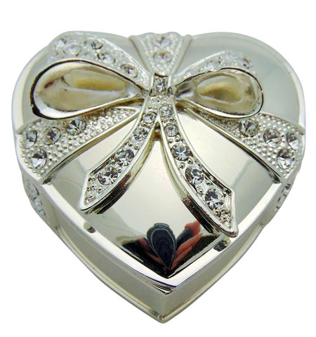 Arras De Boda Metal Heart Shaped Wedding Set with Unity Tokens