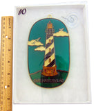Cape Hatteras Lighthouse Sun Catcher North Carolina Window Ornament Decoration
