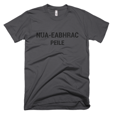 New York Gaelic Football Short Sleeve Asphalt T-Shirt
