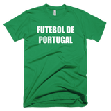 Portugal Football Soccer Short Sleeve T-Shirt