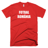 Romania Football Soccer Short Sleeve T-Shirt