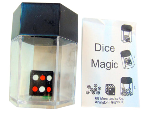 Westman Works Magic Dice Trick Easy Magician Prop Set