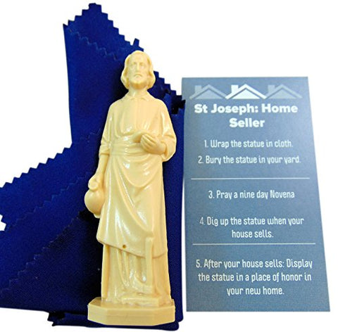 Westman Works St Joseph Statue For Selling Homes Kit With