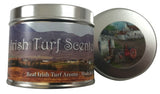 Irish Turf Scented Candle in Presentation Tin