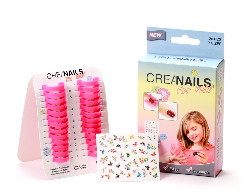 Original CreaNails for Kids
