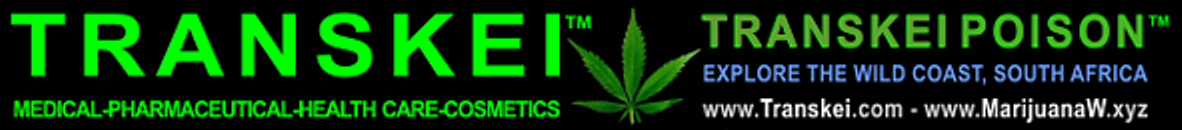TRANSKEI™ Medical Cannabis - Orders by legal mandate Only.