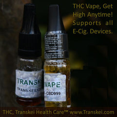 THC Vape™ Smoke weed wherever you would use your electronic cigarette! Contact THC, 'Transkei Health Care. Email: info@transkei.com