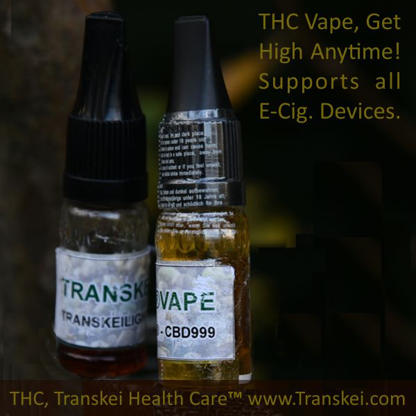 High Content THC Vape. Cannabis Oil will damage almost 99% of e-cigs. Contact THC Vape™ Email: info@transkei.com