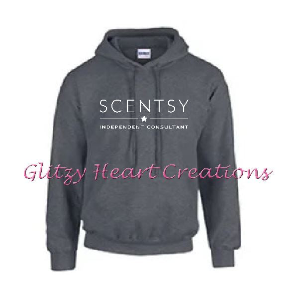 Authorized Scentsy Vendor - Pullover Hoodie with Scentsy New Logo