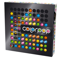 Fun educational learning game Color Pop