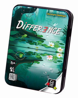 Fun educational learning game Difference