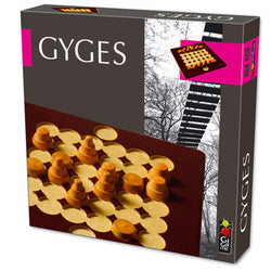 Fun educational learning game Gyges