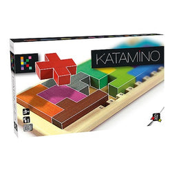 Fun Puzzle educational learning game Katamino Woody