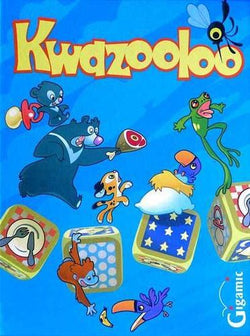 Fun educational learning game Kwazooloo