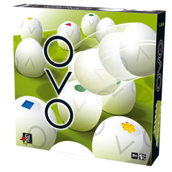 Fun educational learning game Ovo