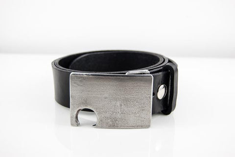 Stainless Steel Bottle Opener Belt Buckle