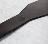 Handmade Leather Guitar Strap - Custom Sized