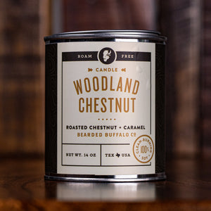 Woodland Chestnut Soy Candle
