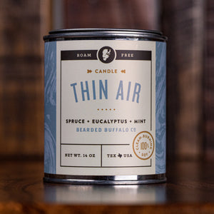 Thin Air Soy Candle