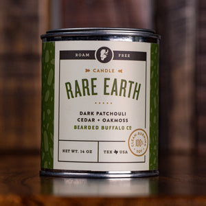 Rare Earth Soy Candle