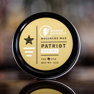PATRIOT MUSTACHE WAX
