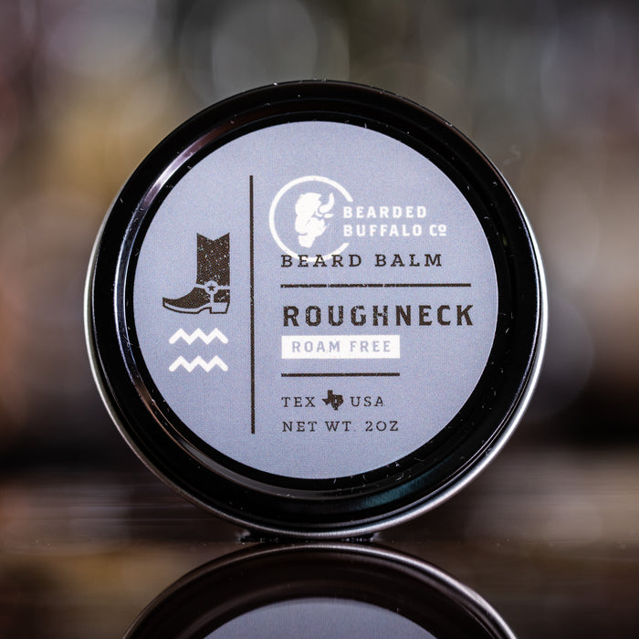 ROUGHNECK BEARD BALM