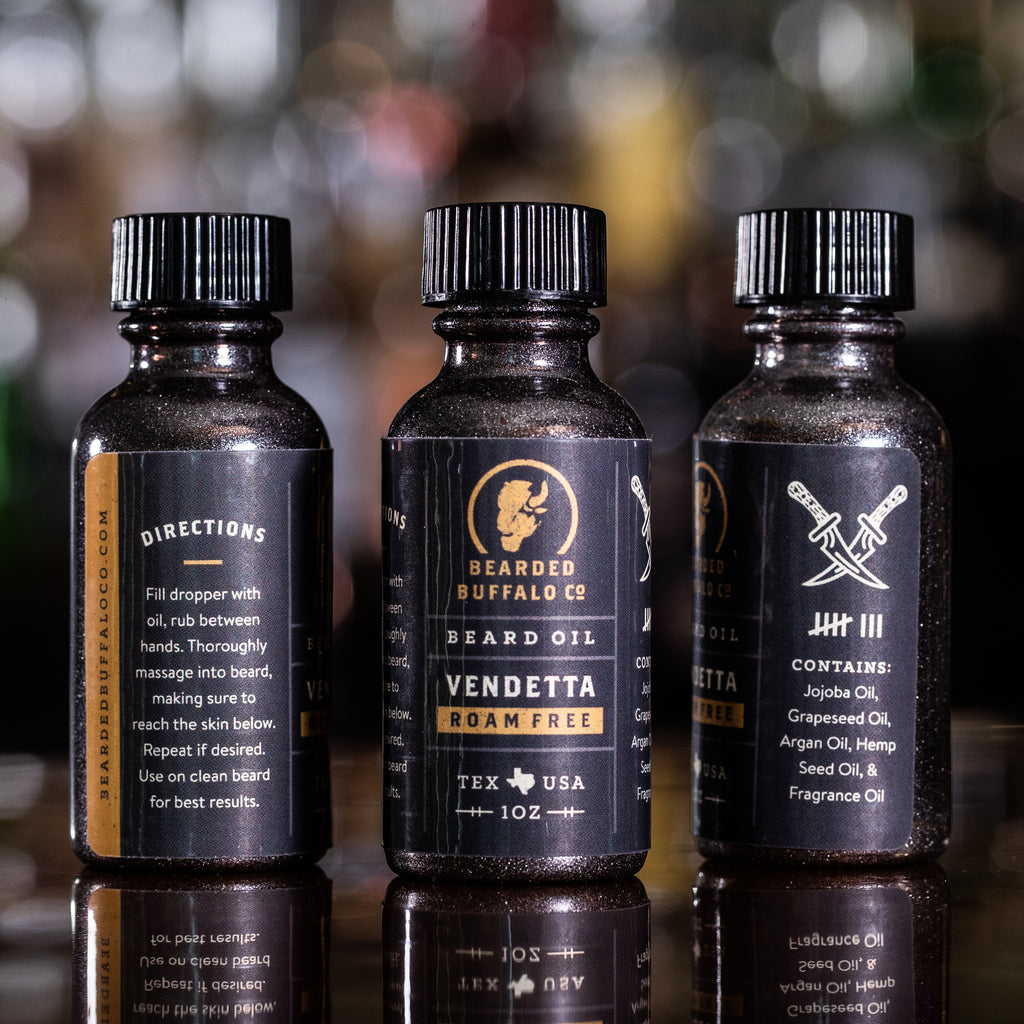 VENDETTA BEARD OIL