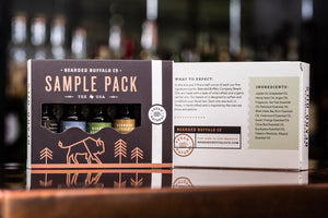 BEARD OIL SAMPLE PACK
