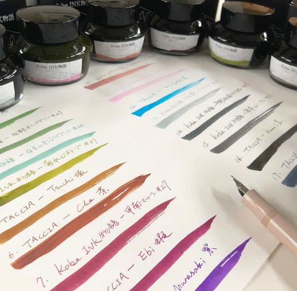 Fountain Pens & Inks