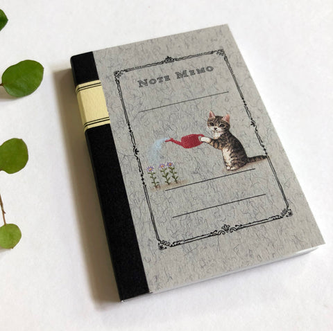 Pottering Cat Tsubame Notepad(Mini)