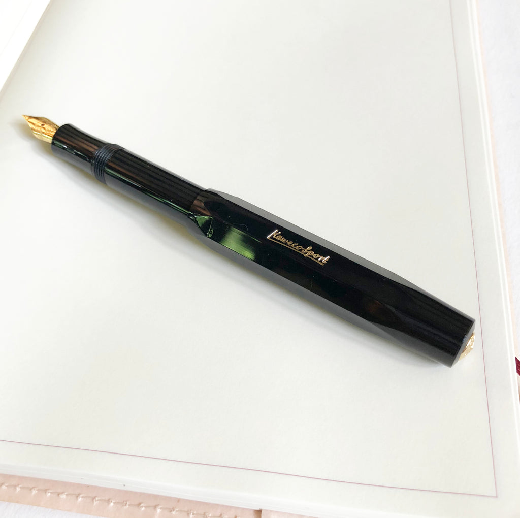Kaweco Classic Sport Fountain Pen - Black
