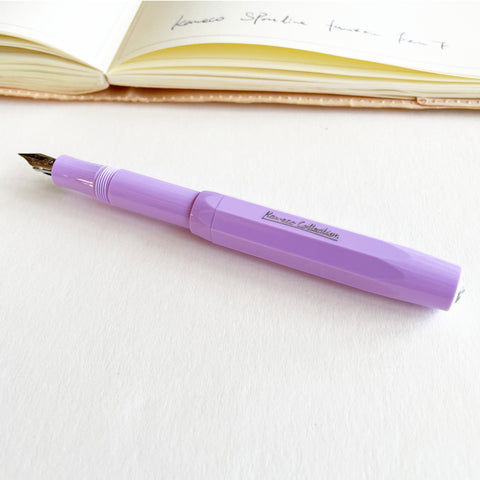 Kaweco Skyline Sport Fountain Pen - Lavender