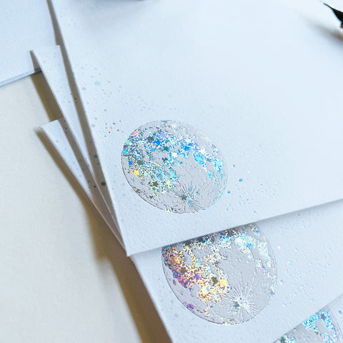Starry Sky Lux Envelope Set