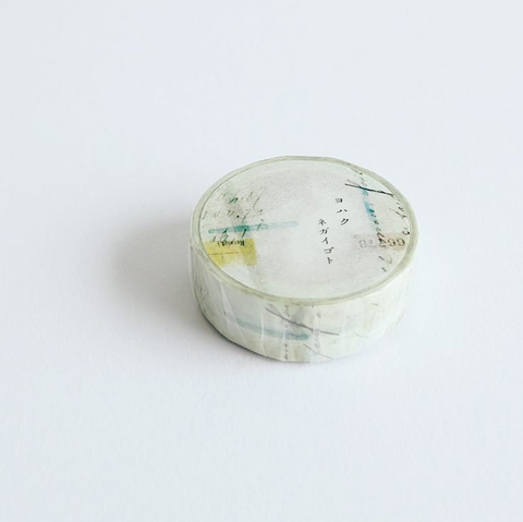 YOHAKU Washi Tape - Make A Wish