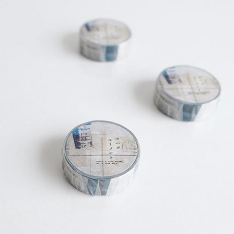 YOHAKU Original Washi Tape - Moment