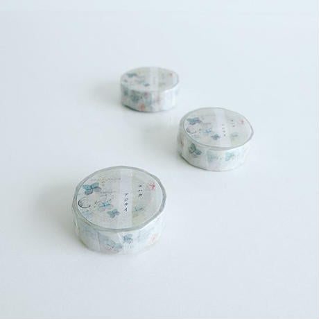 YOHAKU Original Washi Tape - Ajisai