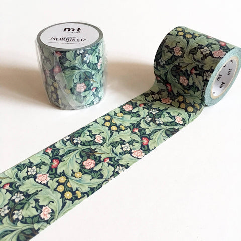 MT x William Morris Washi Tape - Leicester-niconeco zakkaya