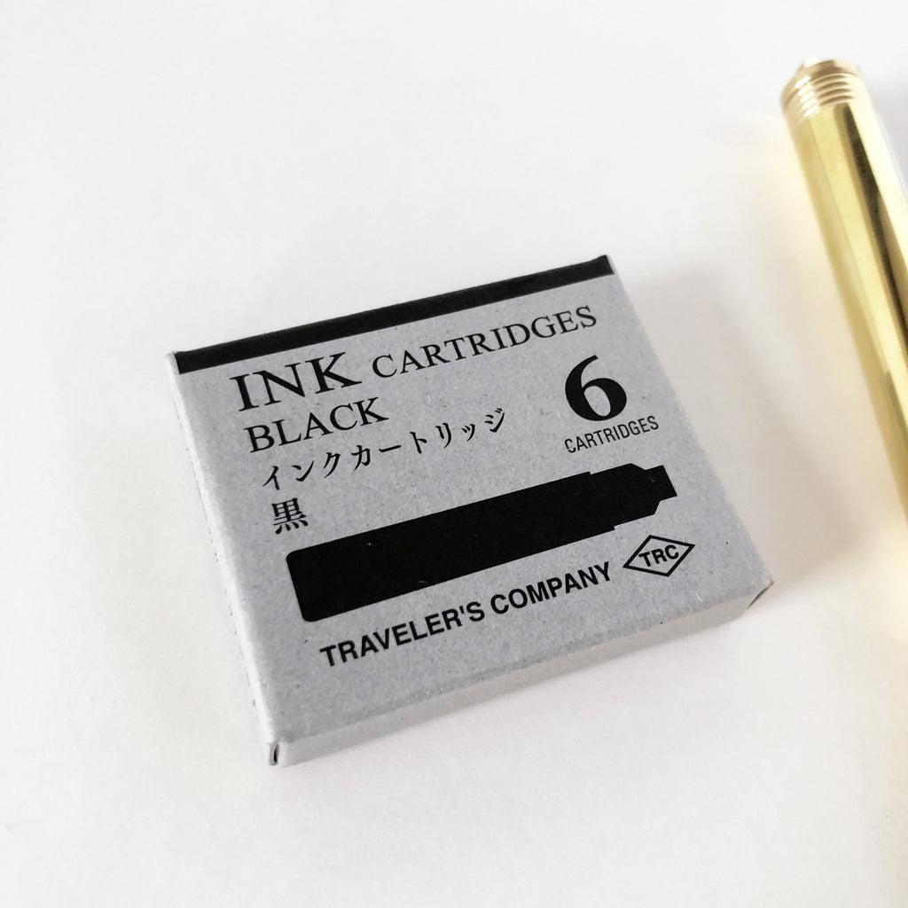 TRC Brass Fountain Pen-niconeco zakkaya