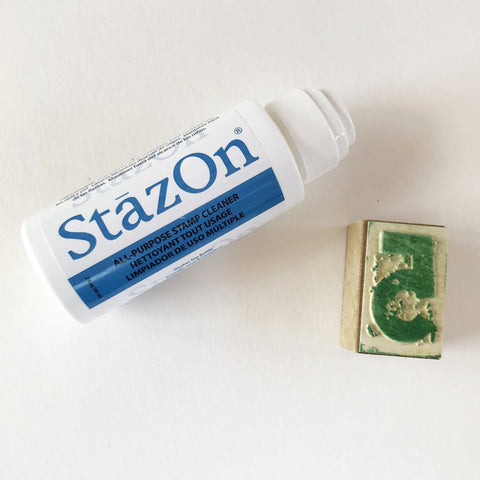 Tsukineko Stazon All-Purpose Stamp Cleaner-niconeco zakkaya